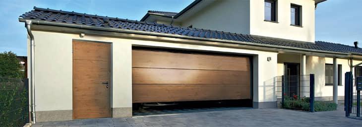 garagentor von h rmann hochwertige garagentore vom marktf hrer. Black Bedroom Furniture Sets. Home Design Ideas