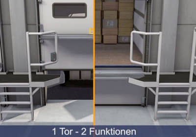 h rmann verladetechnik ladebr cken torsysteme. Black Bedroom Furniture Sets. Home Design Ideas