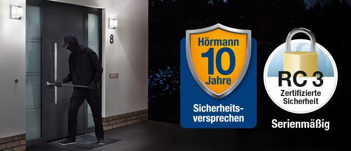 Haustur Von Hormann Hausturen Fur Mehr Komfort Sicherheit